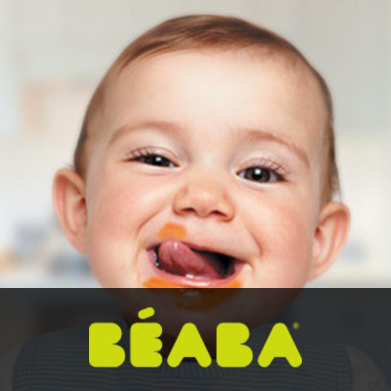 Beaba + Logo
